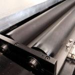 Kit de cilindro de 75 mm, tiene la opción de permanecer oculto cuando trabaja solo en el plato de impresión.