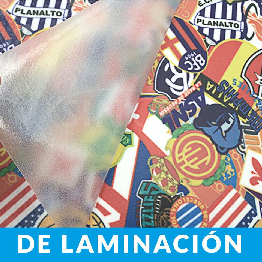 DE LAMINACIÓN