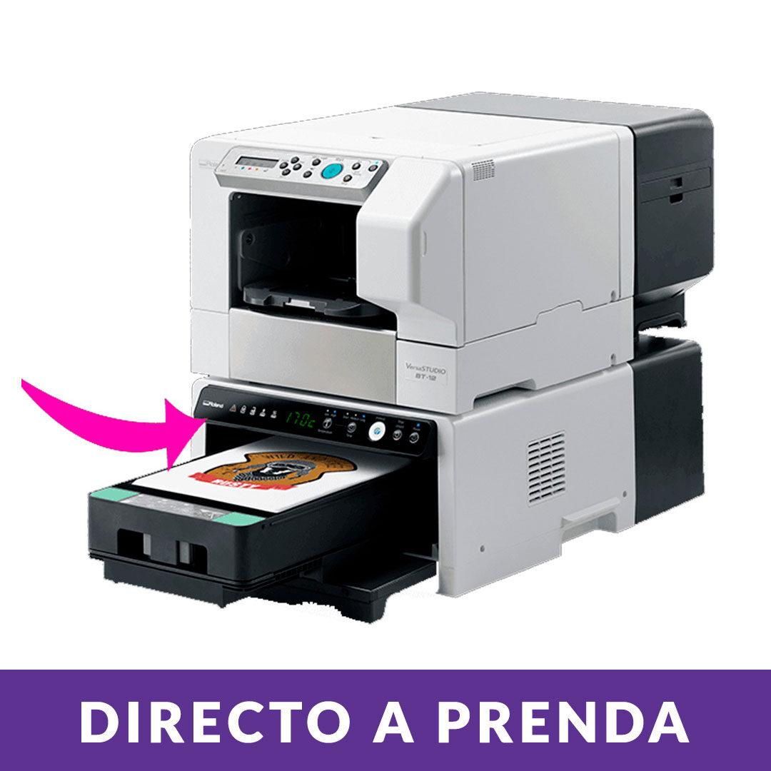 DIRECTO A PRENDA