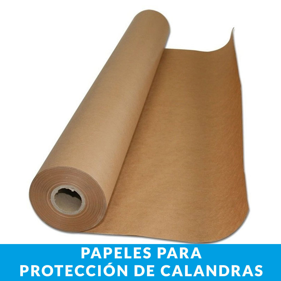 PAPELES PARA PROTECCIÓN DE CALANDRAS