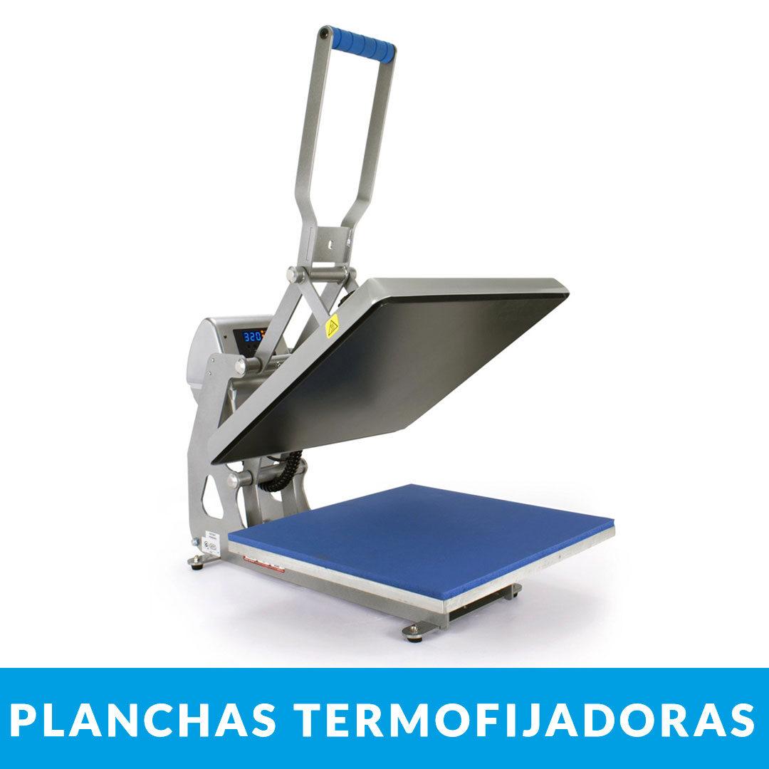 PLANCHAS TERMOFIJADORAS