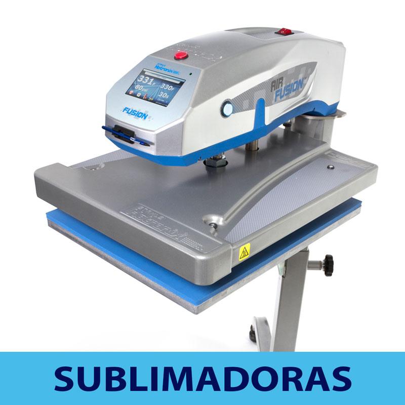 3.SUBLIMADORAS